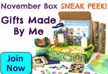 November 2014 Green Kid Crafts Box Theme