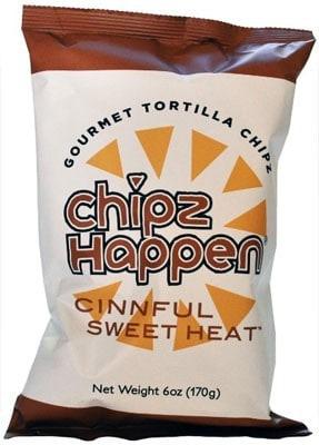 November 2014 Love with Food Box Spoiler - Chipz Happen Cinnful Sweet Heat