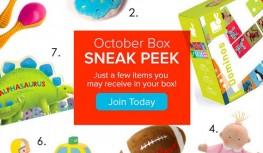 October 2014 Citrus Lane Box Spoilers