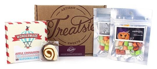 October 2014 Treatsie Box Spoiler