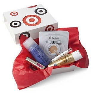 October 2014 Target Beauty Box