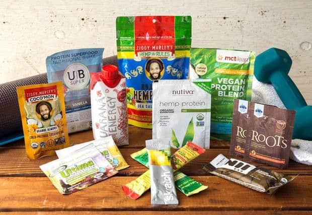 Vegan Cuts High Performance Vegan Athlete Box
