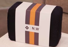 December 2014 Birchbox Man - Nick Wooster Box