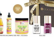 December 2014 COCOTIQUE Box Spoilers