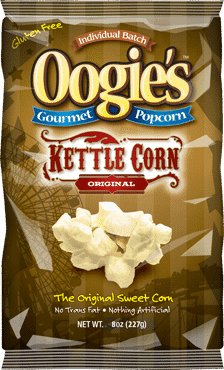 December 2014 Love with Food Box Spoiler - Oogies Kettle Corn