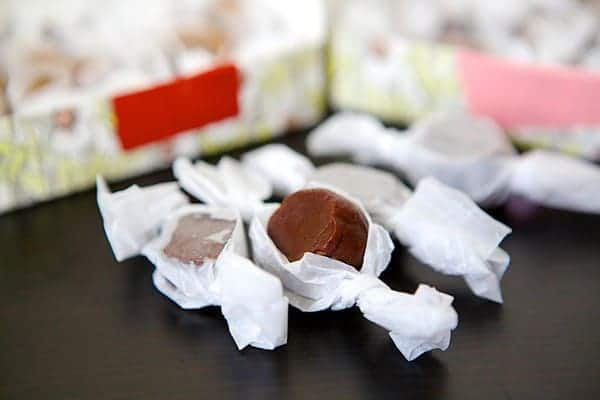 December 2014 Love with Food Box Spoiler - Liddabits Sweets