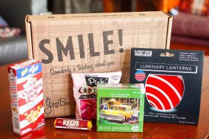 GrandBox Subscription Box for Grandparents