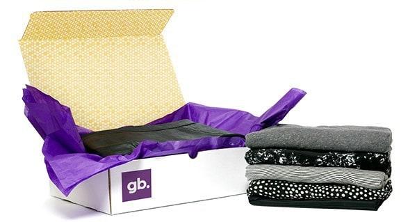 Gwynnie Bee Women's Fashion Subscription Box