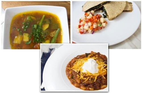 HelloFresh 11/17/14 (Week 47) Veggie Recipe Box Menu