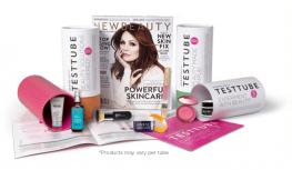 NewBeauty TestTube Monthly Subscription Beauty Box