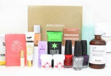 November 2014 Birchbox UK Cosy at Home Box Spoiler