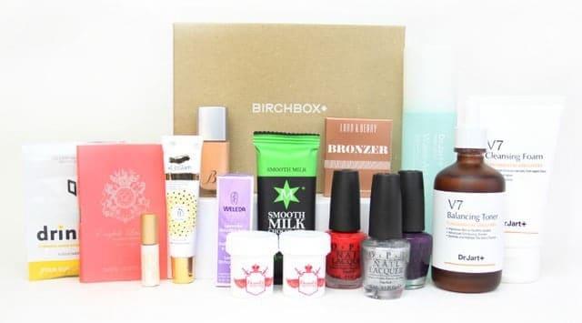 November 2014 Birchbox UK Cosy at Home Box Spoiler