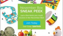 November 2014 Citrus Lane Box Spoilers