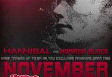 November 2014 Horror Block Box Spoiler - Hannibal