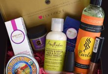October 2014 COCOTIQUE Box Review - Box Contents