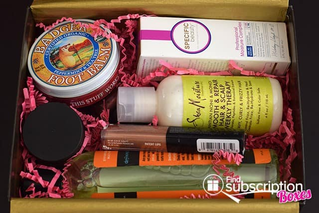 October 2014 COCOTIQUE Box Review - First Look