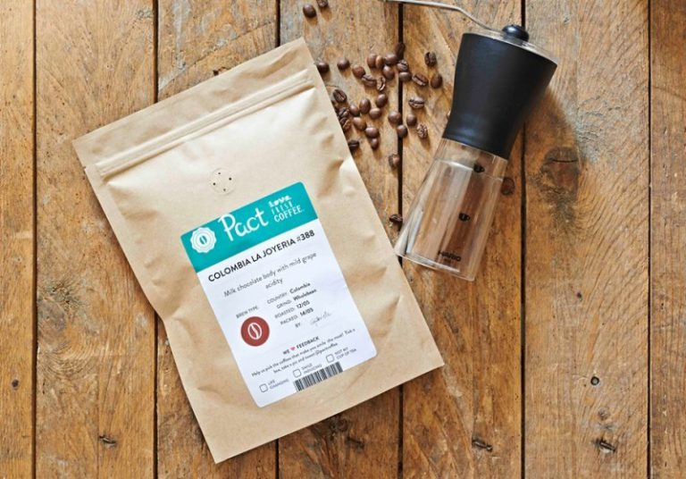 Pact Coffee Subscription