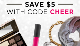 Save $5 Off POPSUGAR Must Have Subscriptions with Code CHEER