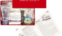 Black Friday 2014: Save $3 on September Sample Society Box & Get $6 Discount On Your 1st Box