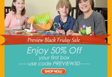 The Happy Trunk Black Friday Preview