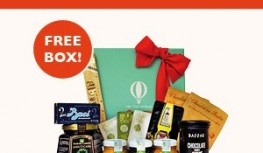 Cyber Monday 2014: Join Try The World Today & Get a FREE Holiday Box