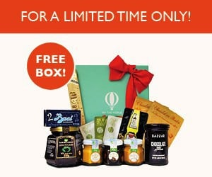 Try The World Free Bonus Box