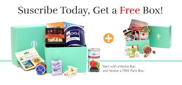 Try The World FREE Paris Box