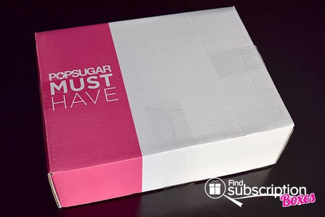 August 2014 POPSUGAR Must Have Box Review - Box