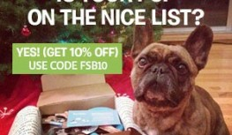 Save 10% Off BarkBox Subscriptions with Code FSB10
