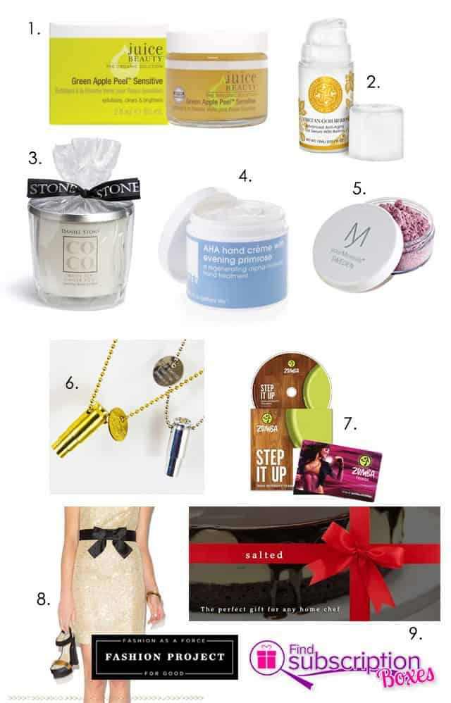 Complete Winter 2014 FabFitFun VIP Box Spoilers