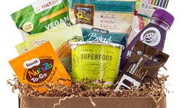 Cyber Monday 2014: 12/1 Only! Up to 20% Off + Bonus Gift on New Vegan Cuts Snack Box and Beauty Box Subscriptions
