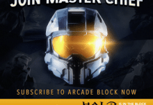 December 2014 Arcade Block Box Spoiler - Halo