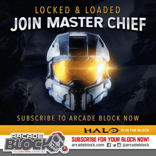 December 2014 Arcade Block Box Spoiler - Halo