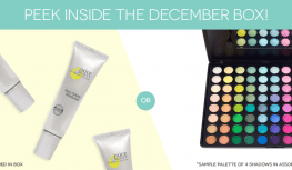 December 2014 Beauty Box 5 Box Spoilers