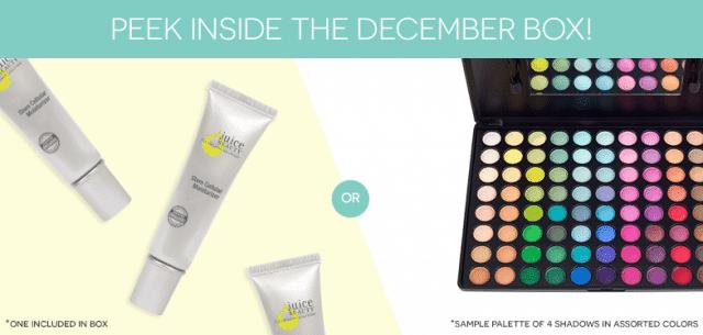 December 2014 Beauty Box 5 Box Spoilers