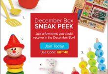 December 2014 Citrus Lane Box Spoilers