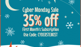 Cyber Monday 2014: Save 35% Off Your 1st Groovy Lab in a Box