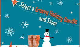 New Groovy Lab in A Box Groovy Holiday Bundles