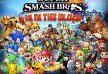 January 2015 Arcade Block Box Spoilers - Super Smash Bros.