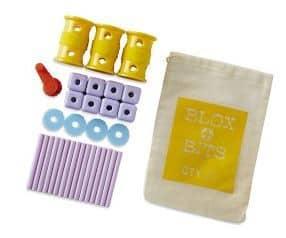 January 2015 Citrus Lane Box Spoiler For Preschool Girl - GoldieBlox Blox & Bits Expansion Pack