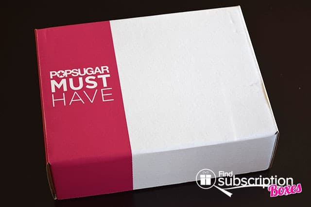 July 2014 POPSUGAR Must Have Box Review - Box