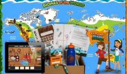 Save $5 off 3, 6, and 12 Month Junior Explorers Subscriptions with Code HAPPY15