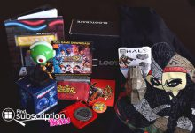 November 2014 Loot Crate Box Review - Box Contents