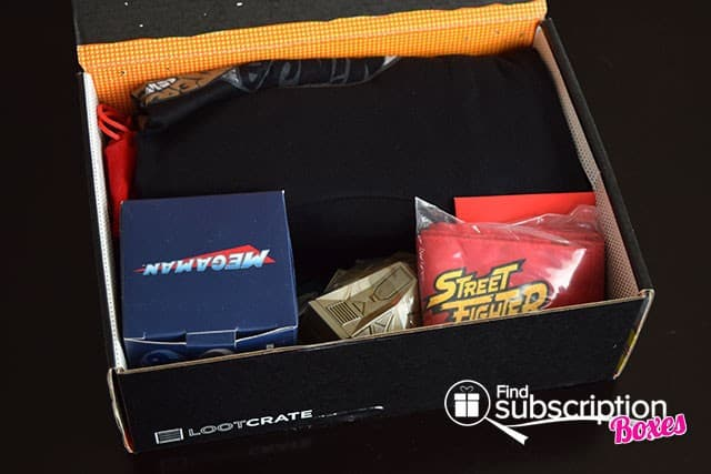 November 2014 Loot Crate Box Review - First Look