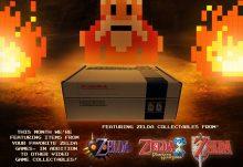 Arcade Block February 2015 Box Spoiler - The Legend of Zelda