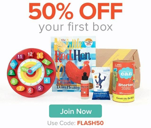 Citrus Lane Save 50% Off Coupon