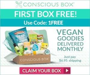 Conscious Box 1 Free Coupon