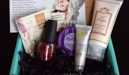 December 2014 Beauty Box 5 Box Review – Beauty Subscription Box