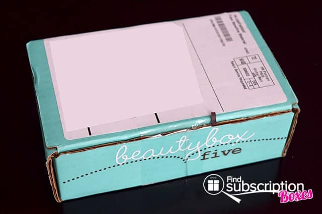 December 2014 Beauty Box 5 Box Review - Box