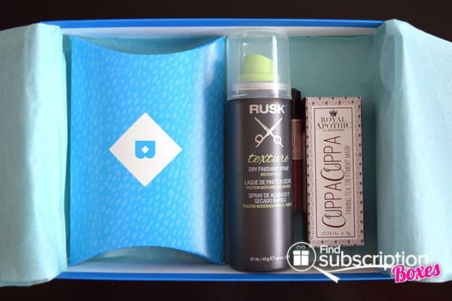 December 2014 Birchbox Box Review - First Look